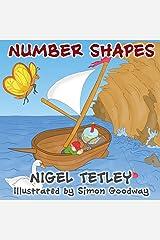 Number Shapes Paperback