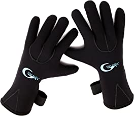 3MM Neoprenhandschuhen Neopren Handschuhe Neoprenschuhen S bis XL