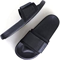 Minbei Womens Sliders Flat Ladies Slippers Girls Summer House Shoes for Home Beach Swimming Pool Non-Slip Breathable…