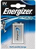 ENERGIZER Blister de 1 Pile Ultimate Lithium L522 E-BLOCK 9V
