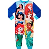 Pijama de forro polar para niñas de 3 a 10 años de Disney Princesa