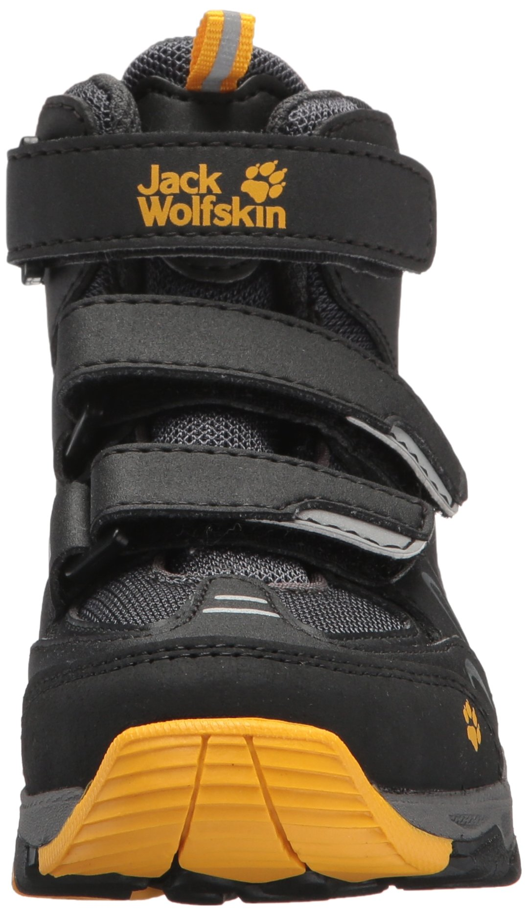 Jack Wolfskin Boy's Unisex Kids' MTN Attack 2 Texapore Mid Vc K High Rise Hiking Shoes Child 4