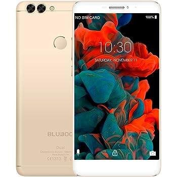... 6.0 5.5 Pollici Sharp FHD MTK6737T Quad Core 1.5 GHz, 2 G RAM + 16 G  ROM, 13.0 MP + 2.0 MP Dual Posteriore Camera, Sensore di Impronte Digitali  [Oro]