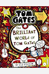The Brilliant World of Tom Gates Paperback