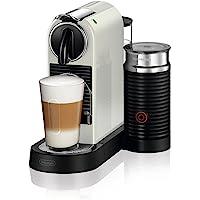 De'Longhi Nespresso Citiz EN267.WAE Kaffemaschine, Hochdruckpumpe und ideale Wärmeregelung mit Aeroccino…