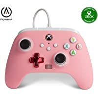 PowerA Enhanced Wired Controller for Xbox - Pink Inline, Gamepad, Wired Video Game Controller, Gaming Controller, Xbox…