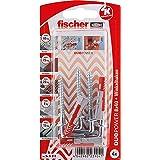 Fischer DUOPOWER Deuvelset 40 mm 535219 1 set(s)