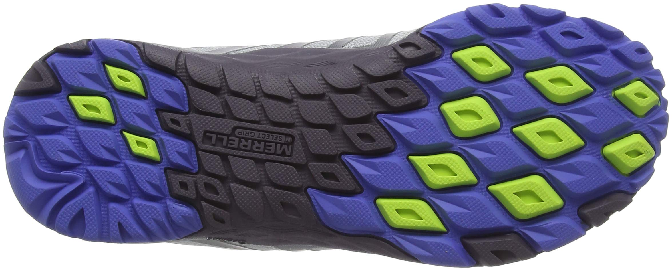 Merrell Women's Siren Edge Q2 Wp Low Rise Hiking Boots