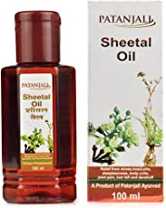VADMANS Patanjali Sheetal Oil - 1 Bottle