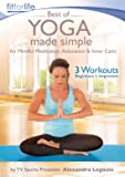 Best of Yoga Made Simple – for Mindful Meditation, Relaxation & Inner Calm – 3 Workouts for Beginners and Improvers by…