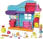 Polly Pocket - Banyo Eğlencesi Oyun Seti (Mattel FPH96)