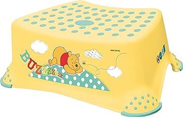 OKT Step Stool - Winnie The Pooh 2013 (Honey Yellow)