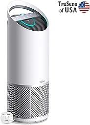 TruSens Z-3000 Air Purifier | Remote SensorPod | 360 HEPA Filtration with Dupont Filter | UV Light Sterilization Kills Bacte