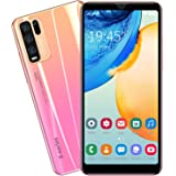 SIM-Free & Unlocked Mobile Phones, Android GO 3G Beatiful Smartphone with 5.0 Inch HD IPS Display, 2500mAh Big Battery,Dual S