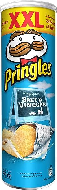 Pringles Pringles Salt & Vinegar Flavored Chips 200 grams Can