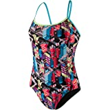 Speedo Dragonyang Crossback de Una Pieza Bañador Adult Female