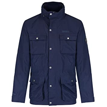 Regatta Men's Elwin Waterproof Jacket: Amazon.co.uk: Clothing
