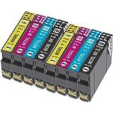 Caidi Cartouches d'encre pour Encre Epson 603XL Compatible pour Epson Expression Home XP-3100 XP-4100 XP-2100 XP-2105 XP-3105