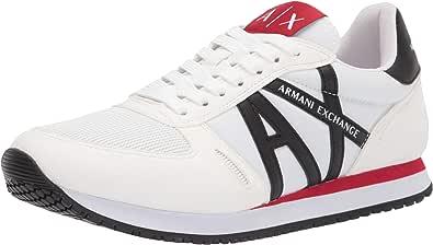 ARMANI EXCHANGE Sneaker Uomo MOD. XUX017XCC68 Bianco