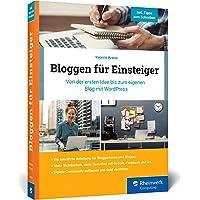Bloggen für Einsteiger: Von der ersten Idee bis zum eigenen Blog mit WordPress. Über 350 Seiten, in Farbe, kein…