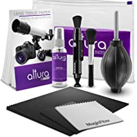 Altura Photo Professional Cleaning Set for DSLR Cameras (Canon, Nikon, Pentax, Sony) Includes: LensPen NLP-1
