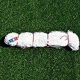 FORZA Filets de Remplacement pour Buts de Football | Filet de But Robuste & Imperméable - FORZA, Match, Steel42, Alu60 (Poteaux Pas Inclus) (Filet pour Buts sans Supports Filet - FORZA, 1,8m x 1,2m)