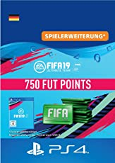 FIFA 19 Ultimate Team - 750 FIFA Points | PS4 Download Code - deutsches Konto