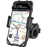 TruActive Unbreakable Bike Phone Holder, Motorbike Phone Holder, Phone Holder for Bike, Bike Phone Mount, 6 Colour Bands…