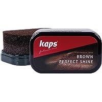 Kaps Perfect Shine, Éponge de Cirage à Chaussures pour Brillance Instantanée, Chaussures Sacs & Autres Produits en Cuir…