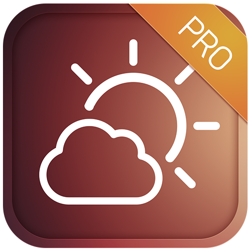 Weather Book Pro - Wetter fur 15 tage