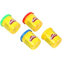 PLAY-DOH Value Pack 4-Pack of 2-Ounce Cans for ages 3 years and up