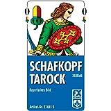 Ravensburger Spelkort 27041 – får huvud/tarock