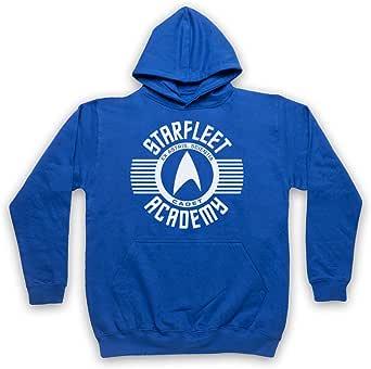 Star Trek Starfleet Acadamy Cadet Sweat a Capuche des Adultes