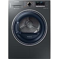 Sèche linge Condensation Samsung DV80M52103X - Pompe à chaleur - Chargement Frontal - Pompe à chaleur - Indicateur temps…