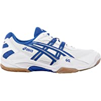 ASICS Gel-Hunter 2 Indoor Court Shoes Wht/Blue/Si