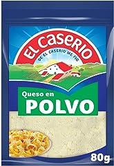 El Caserío Queso Rallado en Polvo Especial para Pasta, 80g
