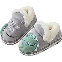 Pantofole Inverno Ragazzi Ragazze Scarpe di Cotone Bambini Peluche Antiscivolo Home Caldo Ciabatte Slipper Invernali