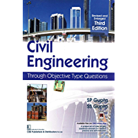 Civil Engineering : Through Objective Type Questions