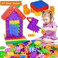 Lieja Cartoon Numero Modello 16 Blocchi Building Set Toy Bambini Gioco educativo Mattoni & Blocchi