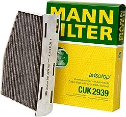 Mann Filter CUK 2939 Innenraumfilter