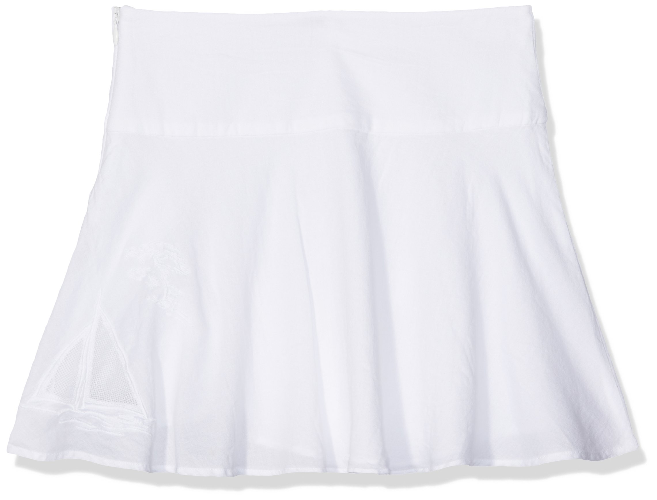 Tommy Hilfiger Cotton Crepe Skirt Falda para Niños