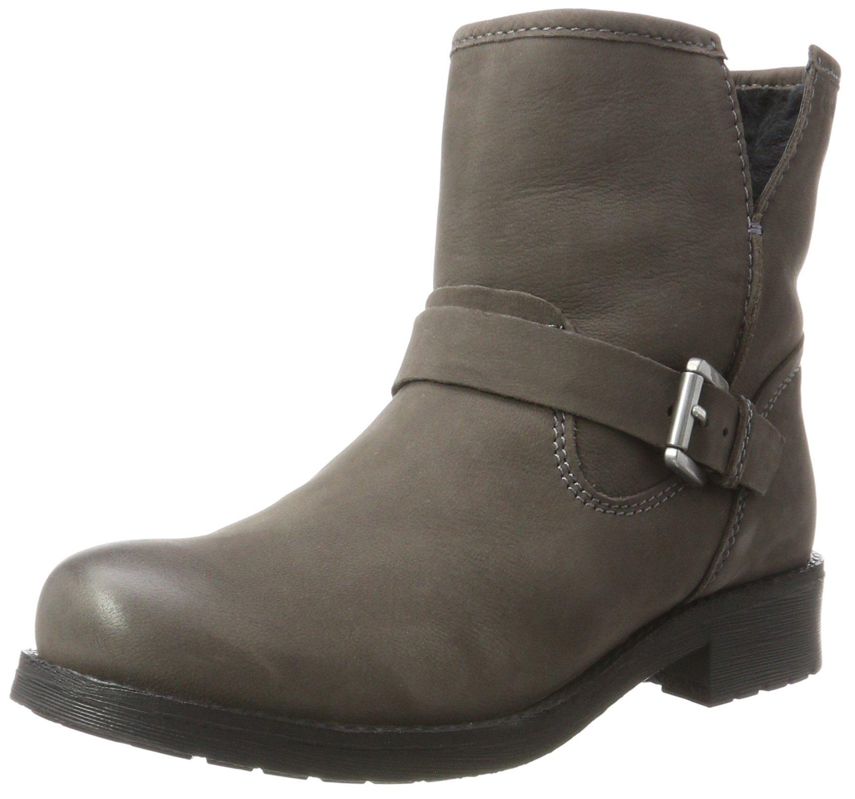 Geox D Inspiration A Damen Kurzschaft Stiefel  42 EUSchwarz (C9999black)