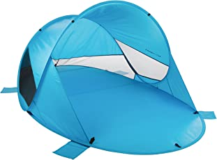 Ultrasport Pop up Wurfzelt Strandmuschel/Strandzelt, Verschiedene Ausführungen, Wind- & Sichtschutz