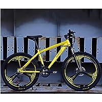 Mountainbike FüR Erwachsene Mountainbike Mit Variabler Geschwindigkeit 24 Zoll 26 Zoll Doppelscheibenbremse Cross…