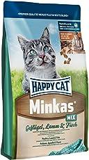 Happy Cat Minkas Mix mit Geflügel, Lamm & Fisch