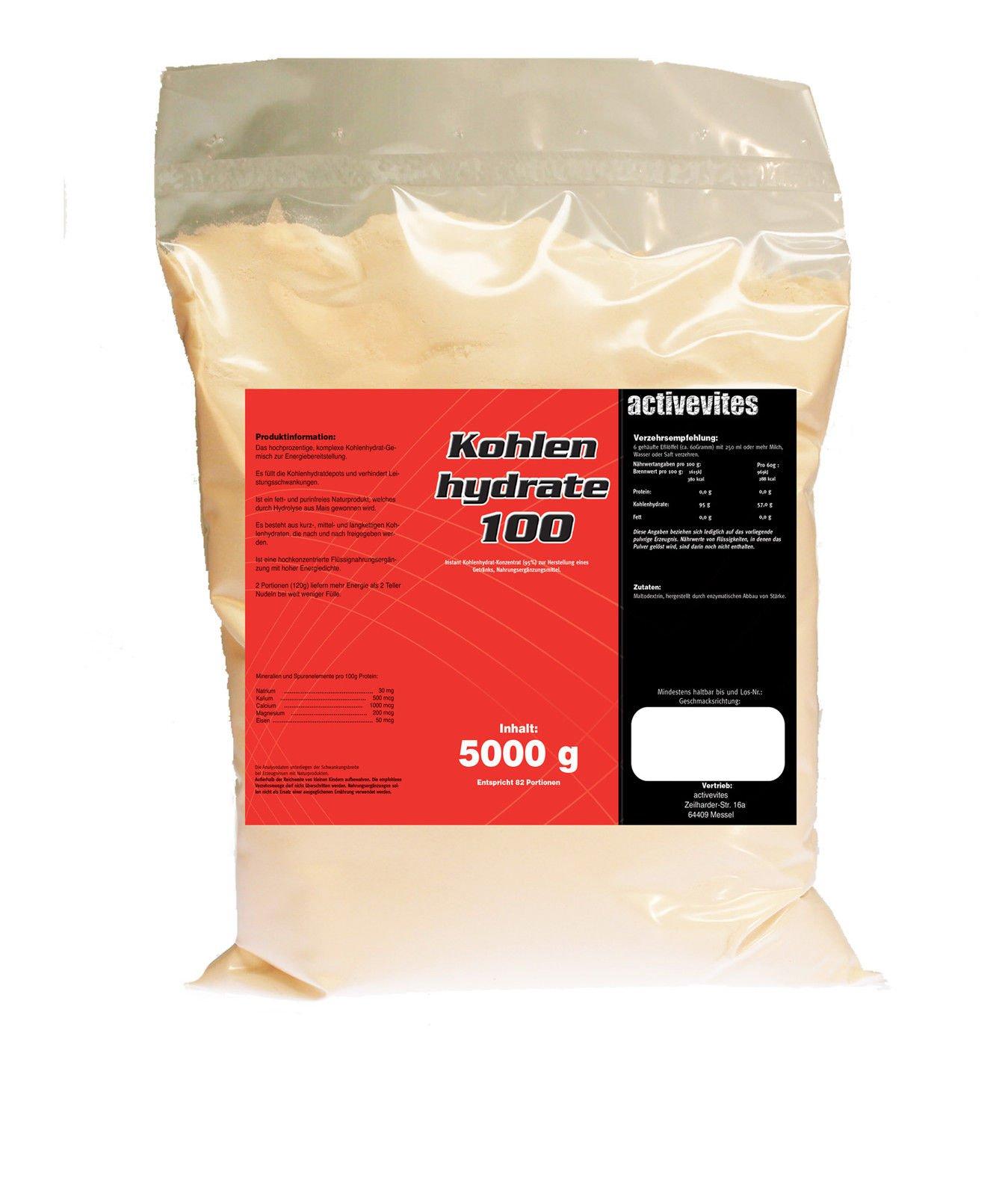 Maltodextrin activevites
