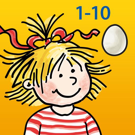 Conni Zahlen 1-10 (Eierkartons Für Kinder)