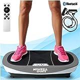 Miweba Sports Fitness 3D Vibrationsplatte MV200-3 Vibrationsmodi - Horizontal - Vertikal - Oszillierend - 400 Watt