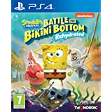Spongebob SquarePants: Battle for Bikini Bottom - Rehydrated - Standard - PlayStation 4