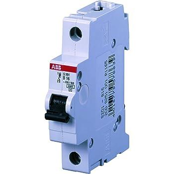 B-Charakteristik 25A EP 61 B 25 GE 230//400V 566.506 GE Leitungsschutzschalter 1-polig
